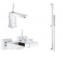 Комплекты смесителей для ванной комнаты