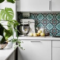 Плитка для кухни глянцевая