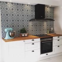 Плитка для кухни матовая