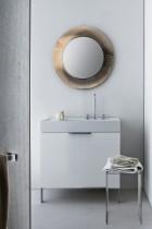 Шкафчики для ванны напольные