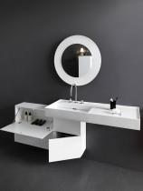 Шкафчики для ванны подвесные