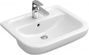 Раковина для ванной на тумбу Villeroy & Boch коллекция Omnia Architectura белая 51765501