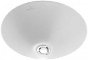Раковина для ванной встраиваемая Villeroy & Boch коллекция Loop & Friends белая 61804301