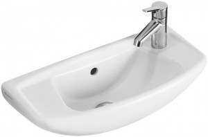 Раковина для ванной подвесная Villeroy & Boch коллекция Omnia classic белая 73285001
