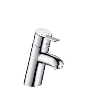 Смеситель для раковины однорычажный с донным клапаном Hansgrohe коллекция Focus S хром 31701000