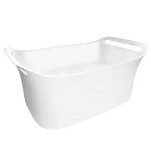 Раковина для ванной накладная Hansgrohe коллекция Axor Urquiola белая 11302000