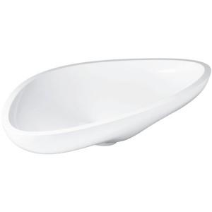 Раковина для ванной накладная Hansgrohe коллекция Axor Massaud белая 42300000