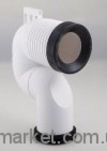 Villeroy & Boch Aveo Соединительная арматура Vario, для вертикального выпуска 87110000