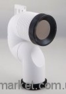 Villeroy & Boch Aveo Соединительная арматура для вертикального выпуска 87010000