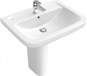 Раковина для ванной подвесная Villeroy & Boch коллекция Omnia Architectura белая 51757001