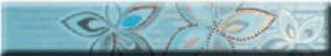 Rocersa CE CAREY TURQUESA фриз Плитка Настенная 121161