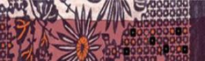 Golden Tile В15301 АЛЕКСАНДРИЯ РОЗОВЫЙ фриз 136708