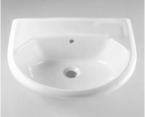 Раковина для ванной подвесная IDO коллекция Trevi белая 1168501101
