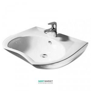Раковина для ванной подвесная IDO коллекция Mosaik белая 1117801101