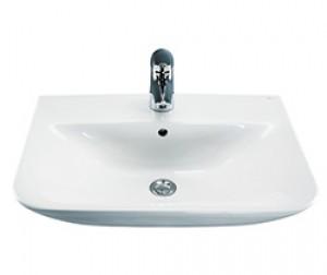 Раковина для ванной подвесная IDO коллекция Seven D белая 1111401101