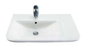 Раковина для ванной накладная IDO коллекция Seven D хром 1111801101