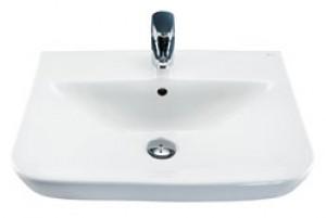 Раковина для ванной подвесная IDO коллекция Seven D белая 1111301101