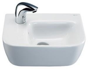 Раковина для ванной подвесная IDO коллекция Seven D белая 1111101101