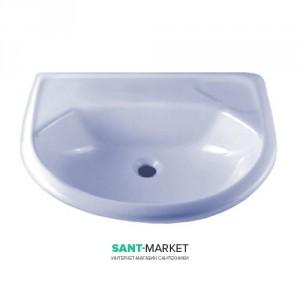 Раковина для ванной подвесная IDO коллекция Trevi белая 1268501101