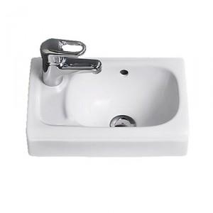 Раковина для ванной подвесная IDO коллекция Miniara белая 1145001101