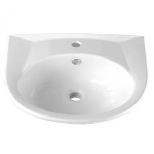 Раковина для ванной встраиваемая IDO белая 1118801101