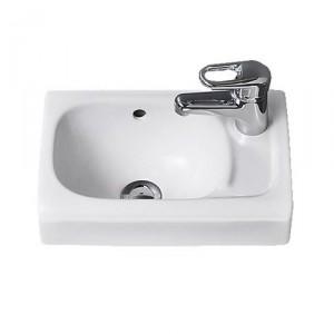 Раковина для ванной подвесная IDO коллекция Miniara белая 1155001101
