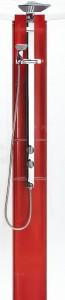 IDO Душевая панель красная 4985015001