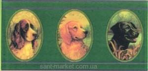 Petracer's Плитка Grand Elegance DOGS фриз 103015