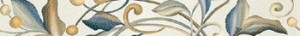 Rocersa Pedrera CE BATTLO AZUL фриз Плитка настенная 247599