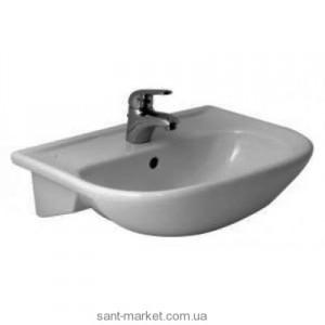 Раковина для ванной подвесная Jika Olymp белая H10612000104