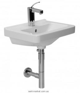 Раковина для ванной подвесная Jika Cubito белая H11422000104