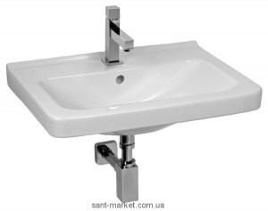 Раковина для ванной подвесная Jika Cubito белая H10422000104