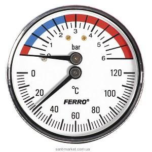 Ferro термоманометр TM63A
