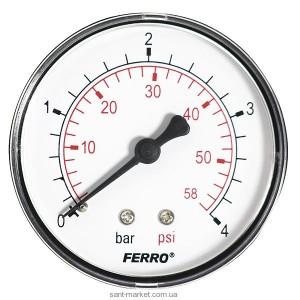 Ferro манометр M6304A