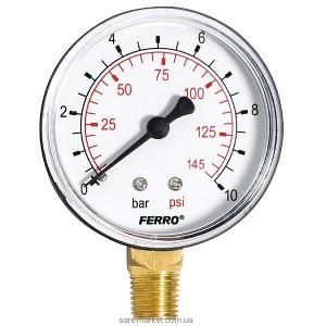 Ferro манометр M6310R