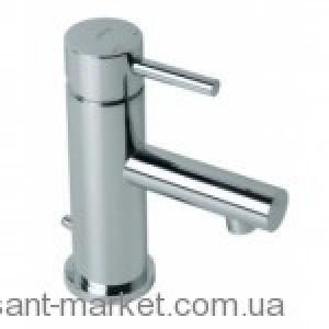 Смеситель для раковины однорычажный с донным клапаном Jika Mio H11711004001