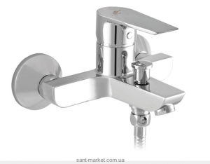 Смеситель однорычажный для ванны с коротким изливом Mofem коллекция Trend2 хром 151-1351-00