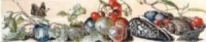 Керамин Плитка НАТЮРМОРТ 3 ШБ (корсика) фриз 137428