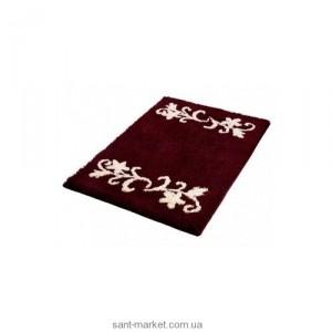 BISK Вилла коврик для ванны бордо 02824