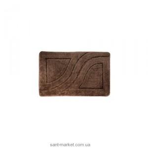 BISK Универсам коврик для ванны коричневый 00707