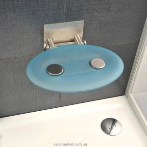 Ravak Сиденье для/душ. кабины OVO-P-BLUE B8F0000013