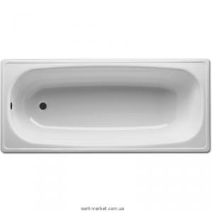 Ванна стальная встраиваемая BLB Europa прямоугольная 120x70 белая 220107