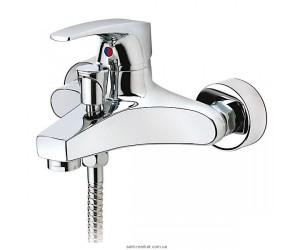 Смеситель однорычажный для ванны с душем Teka коллекция MB2 хром 40.122.02