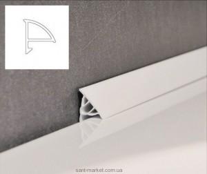 Ravak Декоративная планка д/поддона, 2м, белая XB442000001