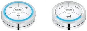 GROHE Электронная панель управления и переключатель для ванны 36289000