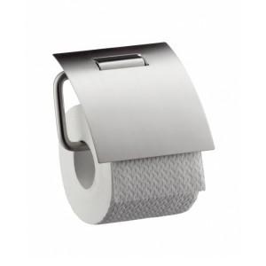 Hansgrohe Axor Steel Держатель для туалетной бумаги 41838800