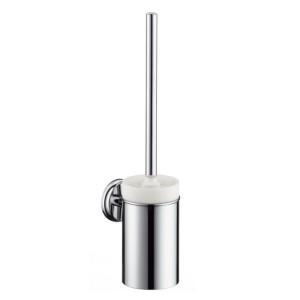 Hansgrohe Аксессуары Набор для WC керамический, с держателем 41632000