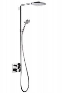 Hansgrohe Raindance Raindance Showerpipe 240, держатель душа 460 мм, СМ, ½' 27145000