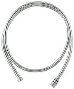 Душевой шланг GROHE Movario металлический, 1750 мм, хром 28025000