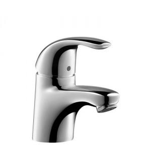 Hansgrohe Focus E смеситель для раковины однорычажный без сливного гарнитура 31718000